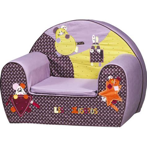 fauteuil chambre bebe fauteuil bébé fille mundu fr