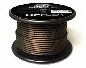 Xp Flex Black 8awg Cable