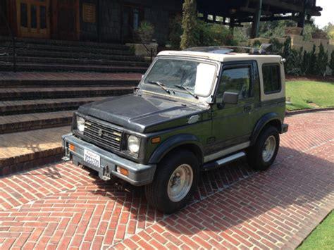 Suzuki Samurai Lift Kit by 1987 Suzuki Samurai 2 Door Great Condition Lift Kit Large