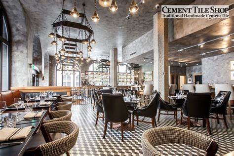 bdk restaurant at hotel monaco san francisco cement tile shop blog