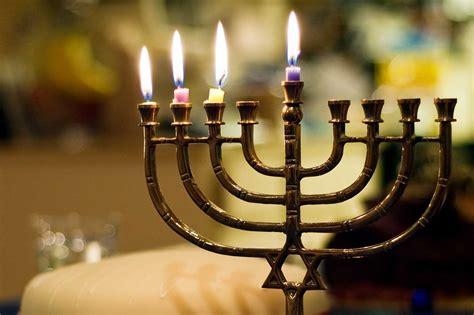 Light The Menorah by Students Light The Menorah To Celebrate Hanukkah The