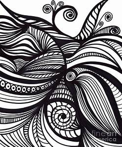 Easy Abstract Line Drawings | www.imgkid.com - The Image ...