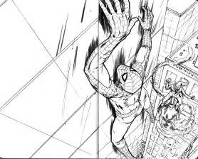 Amazing Spider-Man Coloring Pages