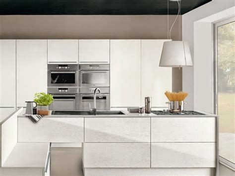 white gloss kitchen designs modern white gloss kitchen units combined with other colors 1314