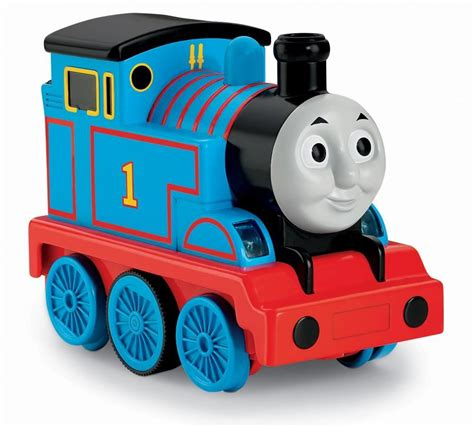 Fisher Price Follow Me Thomas The Tank Engine Toy Remote