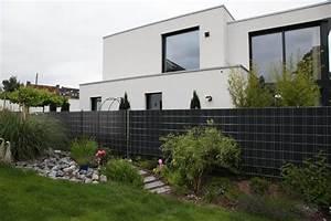 Gartenzaun Höhe Zum Nachbarn : garten sichtschutz ~ Lizthompson.info Haus und Dekorationen