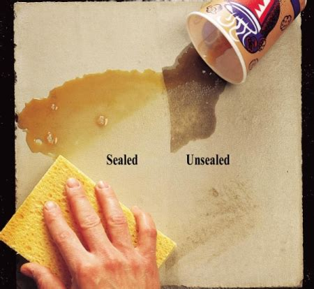 What Do You Seal Granite Countertops With - sealing your granite countertops dynamics inc