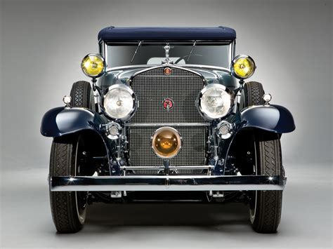 Classic Car Wallpaper Setting by Cars Vehicles Cadillac Convertible Front View Classic Cars