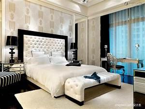 Master bedrooms bedroom wallpaper decoration