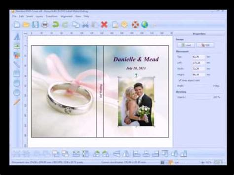 How To Make Cover by How To Create Own Cd Dvd Cover
