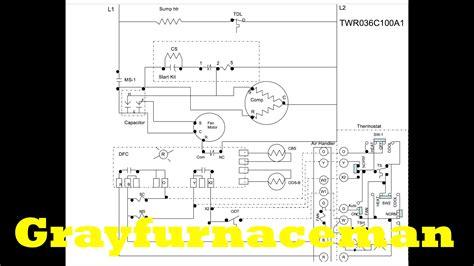 ducane heat pump wiring diagram collection wiring