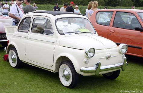 Fiat Of San Francisco by Auction Results And Sales Data For 1958 Fiat 500