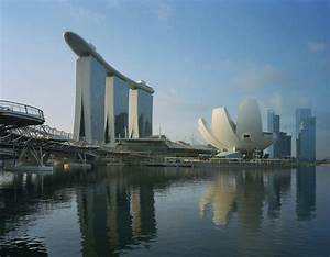Gallery Of Artscience Museum In Singapore    Safdie