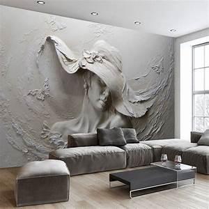 Aliexpress.com : Buy Custom Wallpaper 3D Stereoscopic ...