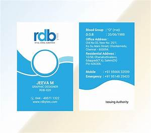 Pvc Identity Card Plastic Id Card Designing Printing