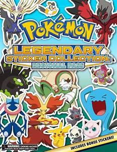 pokemon sticker book images