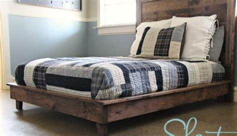 Diy Bed Frame Ideas- Cute Style