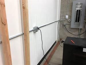 Kl 7504  Electrical Wiring Through Walls