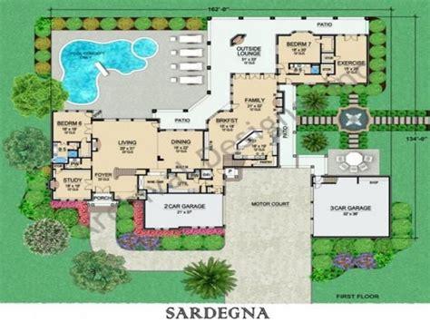 mansion plans cape cod house plans house floor plans with 6 car garage