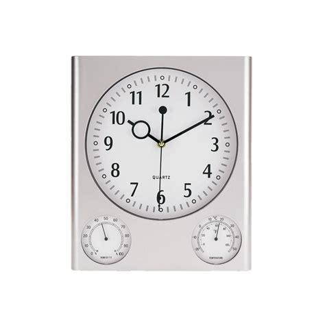 pendule bureau pendule rectangulaire horloges et pendules