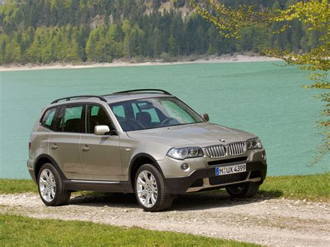 Bmw X3 Picture by Bmw X3 2007 Picture 02 1600x1200