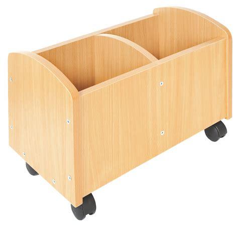 bac de rangement bois meuble rangement bac a livre par ludesign ludomania