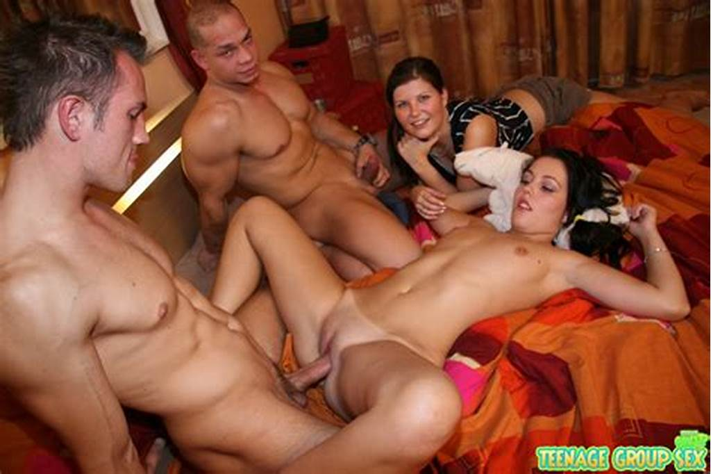 #Wet #Teen #Pussy #Getting #Pounded #And #Jizzed #At #Groupsex