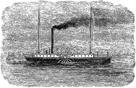 Steamboat Fulton by Steamboats On The Hudson An American Saga Fulton