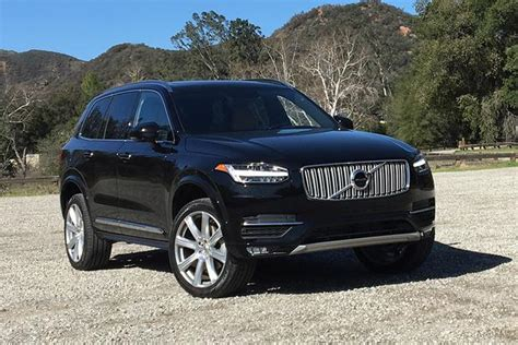volvo xc  inscription real world review autotrader