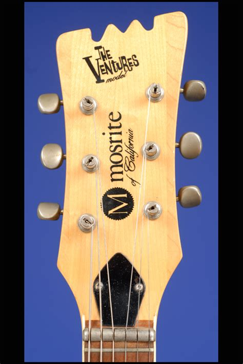 ventures mark  guitars fretted americana