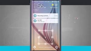 How To Customize The Lock Screen On Samsung Galaxy S6 Edge