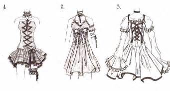 clothing designs clothes designs by xmidnight dream13x on deviantart