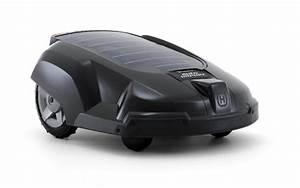 Tondeuse à Gazon Automatique : une tondeuse nergie solaire l 39 automower d 39 husqvarna ~ Premium-room.com Idées de Décoration
