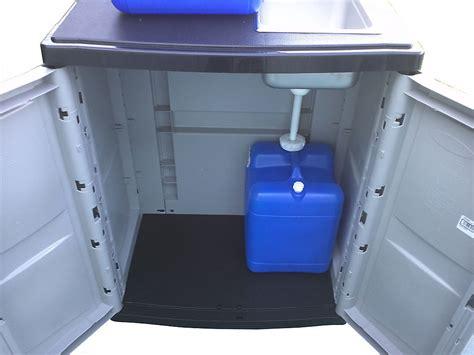 indoor no plumbing sink outdoor sink no plumbing needed home decor takcop com