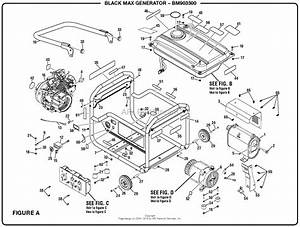 All Power 3500 Generator Wiring Diagram