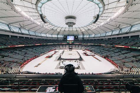 bc classics canucks bc place stadium nhl heritage classic in vancouver