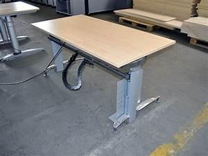 Elektrisch Höhenverstellbarer Schreibtisch : elektrisch h henverstellbarer schreibtisch sch rf b ro ebay ~ Markanthonyermac.com Haus und Dekorationen