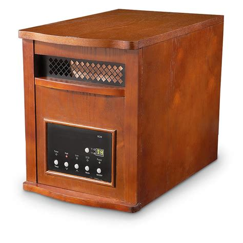 lifesmart 174 1800 infrared electric heater 225638