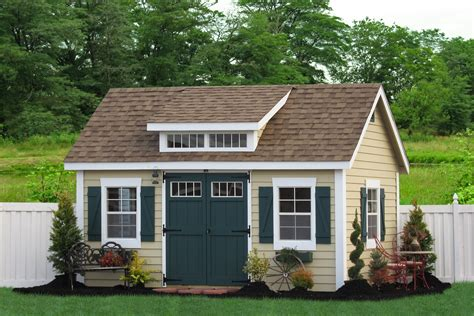 premier outdoor garden sheds collection