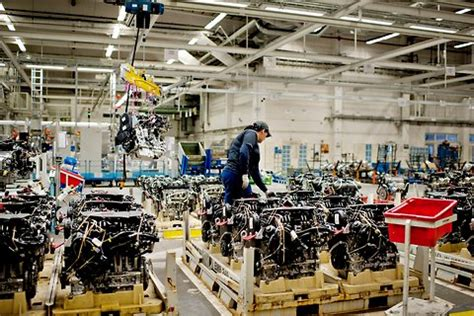 volvo truck factory sweden volvo adjusts to life with a rich quiet benefactor the