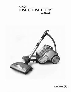 Shark Vacuum Cleaner Nr90c User Guide
