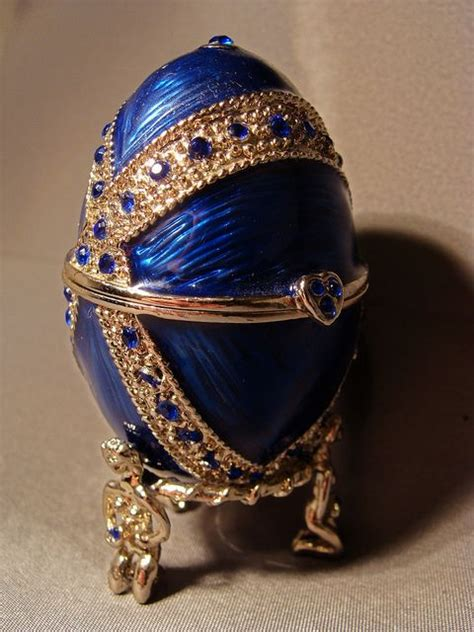 Real Faberge Eggs
