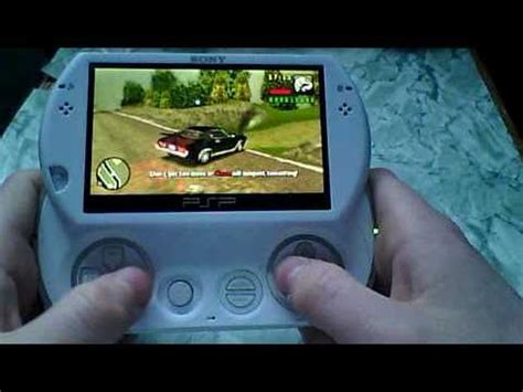 Cfw 6.31 Pro On A Psp Go!!! And Loading Up A Iso (gta