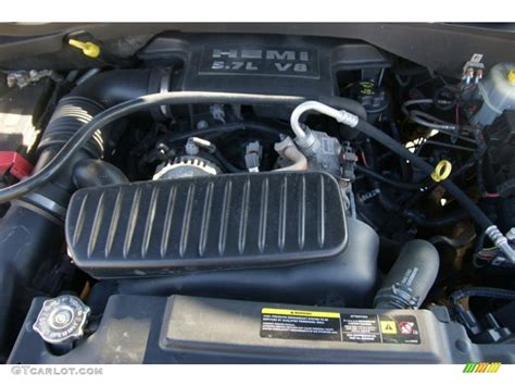 Dodge Durango Engine by 2006 Dodge Durango Limited Hemi 4x4 5 7 Liter Hemi Ohv 16v