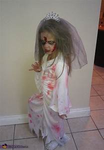 Scary Zombie Bride Costume | Zombie bride costume ...