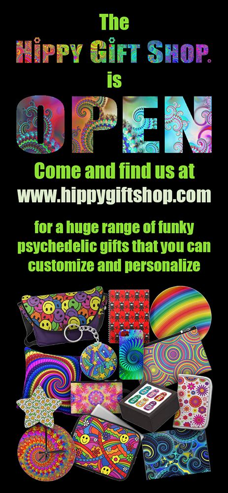 Hippy Gift Shop launches a new website  Hippy Gift Shop