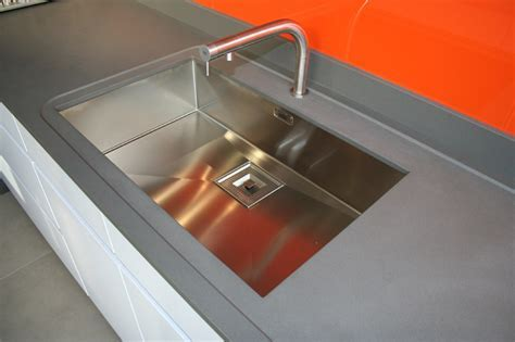 Attractive, durable, hygienic work tops   Home, kitchen