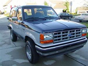 stangseatass 1990 Ford Bronco II Specs, Photos, Modification Info at CarDomain