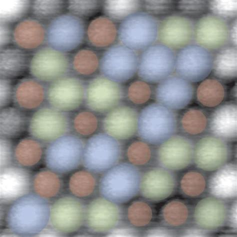 Microscope Discerns Atoms Of Different Elements New