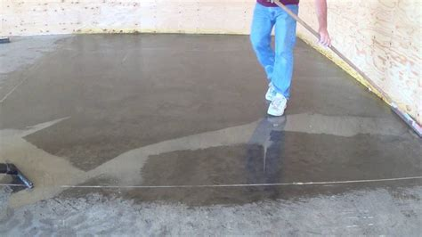 Cleaning concrete and removing tire marks using a concrete